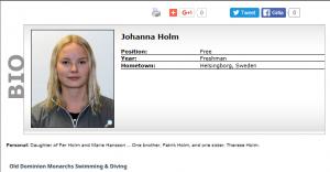 Johanna Holm